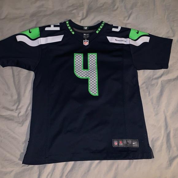 Seahawks Hauschka Jersey #4